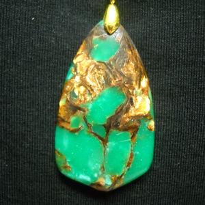 Jewelry - Stone Pendant